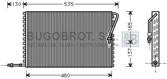 Condensador 62-ft5195
