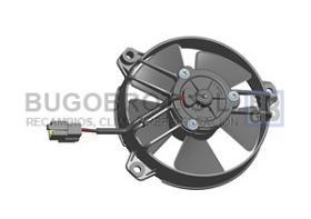 Electro ventiladores 18-0389 - ELEC. SPAL 103MM. REC. ASP. 24V. VA31-B100/46A