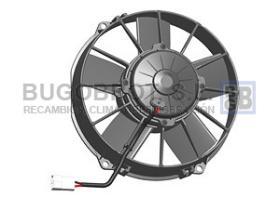 Electro ventiladores 18-09049 - ELEC. VENT. ASPIRADOR 24 V.  SPAL  (VA02-BP1-40A)