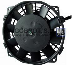 Electro ventiladores 18-09067 - ELEC. SPAL 167MM. REC. ASP. 12V VA22-AP11/C50A