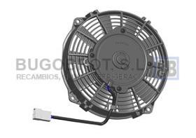 Electro ventiladores 18-1001 - ELEC. SPAL 190MM. REC. SOP. 12V. VA14-AP7/C34S