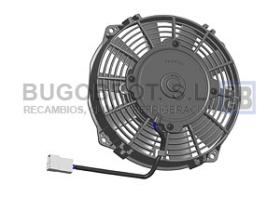 Electro ventiladores 18-1002 - ELEC. SPAL 190MM. REC. ASP. 12V. VA14-AP7/C34A