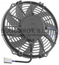 Electro ventiladores 18-1005C - ELEC. SPAL 225MM. CURV. SOP. 12V. VA07-AP12/C58S  (78-1183)
