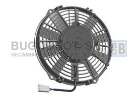 Electro ventiladores 18-1006 - ELEC. SPAL 225MM. REC. ASP. 12 V. VA07-AP12/C31A  (78-1181)