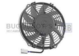 Electro ventiladores 18-1006C - ELEC. SPAL 225MM. CURV. ASP. 12V. VA07-AP12/C58A  (78-1181)