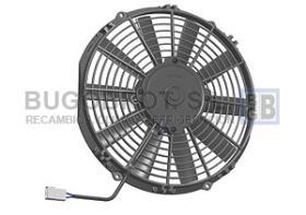 Electro ventiladores 18-1016 - ELEC. SPAL 280MM. REC. ASP. 24V. VA09-BP12/C27A