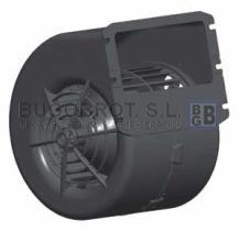Electro ventiladores 19-8005 - CENTRIFUGO SPAL 1 EJE 3 VEL. 12V. (009-A70-74D)