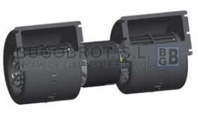 Electro ventiladores 19-8010 - CENTRIFUGO DOBLE EJE SPAL  008-B45-02  24V.