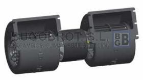 Electro ventiladores 19-8015 - CENTRIFUGO DOBLE EJE SPAL  24V. 008-B46-02