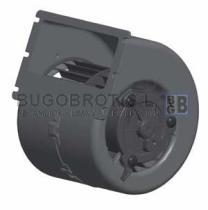 Electro ventiladores 19-8027 - CENTRIFUGO SPAL 1 EJE 24V. (008-B100-93D)