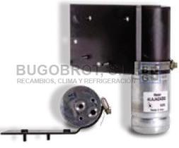 Filtros deshidratadores 20-00180 - FILTRO DESHIDRATADOR MERCEDES ATEGO