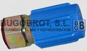 "Racor 66-2045 - ADAPTADOR RETROFIT RECTO 1/4"" BAJA"