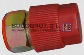 "Racor 66-2046 - ADAPTADOR RETROFIT RECTO 1/4"" ALTA"