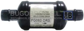 "PARTES EQUIPOS WB-20FG083 - FILTRO DESHIDRATADOR EQUIPOS A/AC. 3/8"" O´RING"