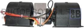 Electro ventiladores 19-JC3500024 - MOTOR TURBINA JCB COSECHADORA SERIE 500