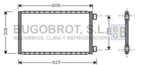Condensador 60-UV5020 - CONDENSADOR ESTÁNDAR / UNIVERSAL