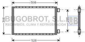 Condensador 60-UV5112 - CONDENSADOR ESTÁNDAR / UNIVERSAL