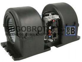 Electro ventiladores 19-MN8086 - MOTOR TURBINA HABITACULO MAN TGA 05'- (816193006101)