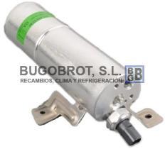 Filtros deshidratadores 20-MB86012 - FILTRO DESHIDRATADOR MB CL500 (2218300283)